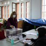 Raquel Sans: 'Hem explicat el nostre projecte de país i de territori i espero que això es tradueixi a les urnes'