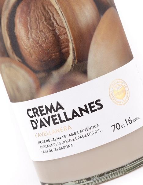 Sal i Pebre: L'Avellanera crea un licor de crema d'avellanes