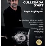 Pepo Argilaguet exposa 'Una cullerada d'art' al Molí de les Tres Eres de Cambrils