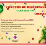 Creixell readapta el Carnaval a la Covid i organitza un concurs de disfresses on line