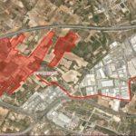 Projecten dues plantes fotovoltaiques que sumarien més de 100 hectàrees a Constantí