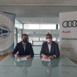 Audi Tarracomòbil renova l'acord de patrocini amb el Club Nàutic Cambrils