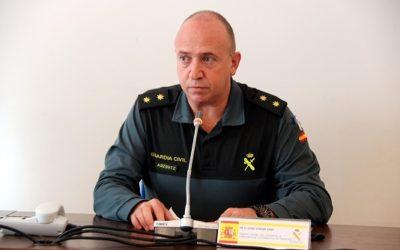 Jordi Verger pren possessió com a cap de la comandància de la Guàrdia Civil de Tarragona