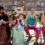 El Cantaval de Reus satiritza sobre la covid-19, els polítics i el Mercat del Carrilet en el desè aniversari