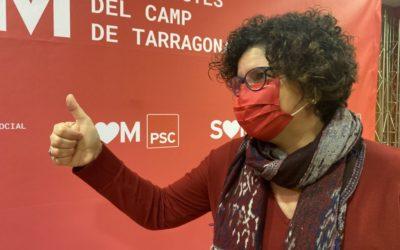Rosa Maria Ibarra, portaveu adjunta del PSC al Parlament