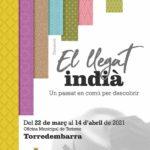 L'exposició 'El llegat indià, un passat en comú per descobrir' arriba a Torredembarra