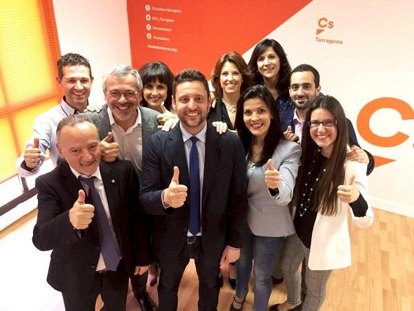 La presidenta local de Tarragona de Cs deixa el càrrec per 'cansament' però es manté al partit