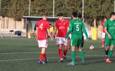 S'acaba el somni de jugar la Copa del Rey per al Juvenil A