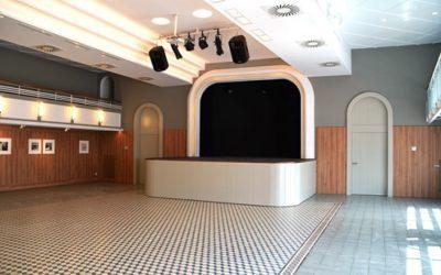 El Teatret del Serrallo representa el darrer conte del món, emmarcat dins de la segona edició del 'Mercat de Contes' de Tarragona