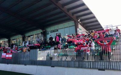 El Nàstic acomiada la primera fase amb derrota polèmica a l'últim minut al camp del Cornellà (2-1)