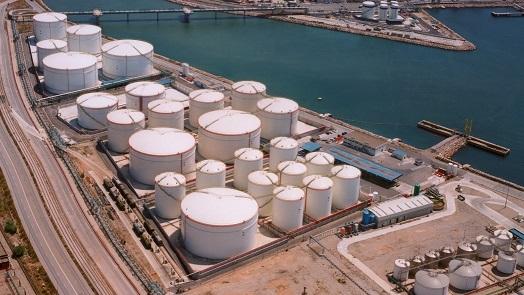EUROENERGO va registrar en 2020 el 100% d'ocupació de la seva terminal al Port