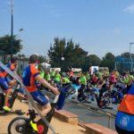 Primera MàsterClass de Cycling al Tennis Salou H2O