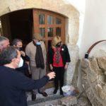 Les obres de restauració del Molí de les Tres Eres de Cambrils finalitzen aquesta setmana