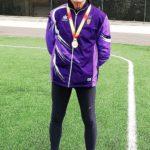 Luis Saez (CAT) es proclama campió d'Espanya de Javelina Màster