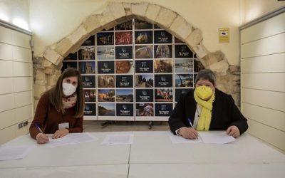 Tarragona Turisme dona suport als guies turístics habilitats per la Generalitat