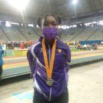 Laurine Elisa Marimon, campiona en triple salt i subcampiona en salt de llargada al català sub-18