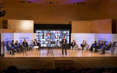 Cal·lípolis Next Generation rep el suport d'administracions, sector turístic i empreses