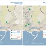 Cambrils modifica l'horari de les zones d'estacionament regulat per Setmana Santa