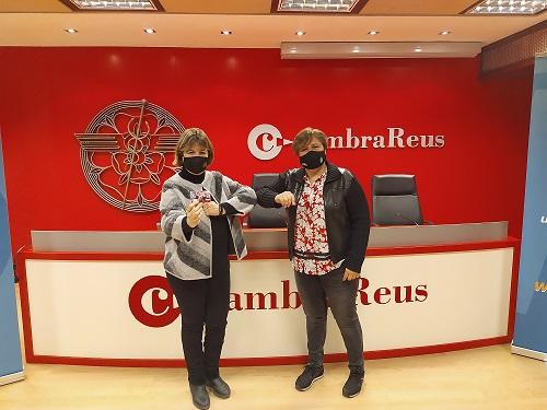 El Reus Deportiu i la Unió de Botiguers signen un «win-win» que fa «xarxa de ciutat»