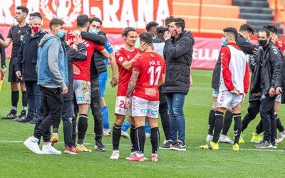 El Nàstic entre els tres equips de Segona B amb una única derrota