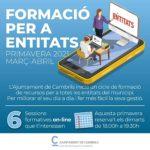 L'Ajuntament de Cambrils programa 6 sessions formatives per a entitats