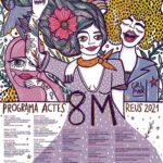 Programació d'actes per commemorar el Dia Internacional de les Dones a Reus