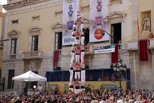 Tarragona mantindrà l'aportació econòmica del 2020 a les colles castelleres de la ciutat