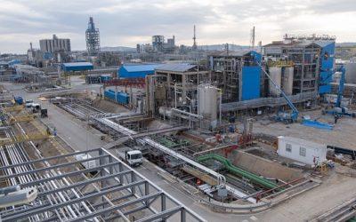 IQOXE posa en marxa la planta autoritzada per la Generalitat al complex de la Canonja