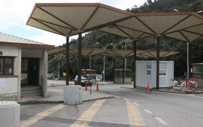 Espanya exigirà una PCR per entrar per carretera per la frontera francesa