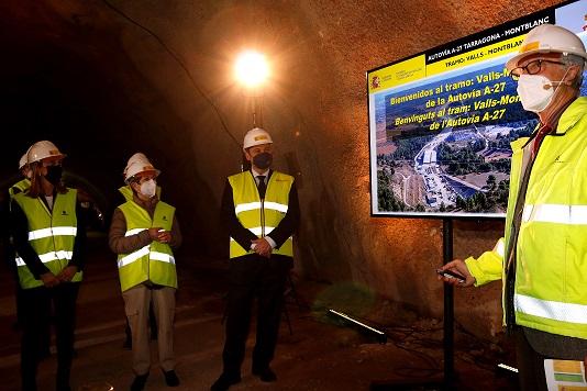 La perforació final del túnel de Lilla supera una nova pantalla d'una obra maleïda