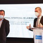 Acord de Combi Terminal Catalunya i el Port de Tarragona per invertir i operar en la terminal intermodal de la Boella