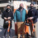 Spin, filial de Ford, desembarca 'agressivament' amb els patinets elèctrics 'high tech' a Tarragona