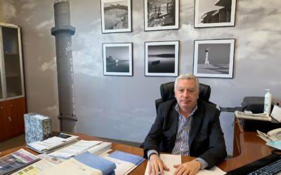 Josep-Xavier Pujol, gerent del CAT: 'En un any de pandèmia, el descens del consum de l'aigua ha estat del 14%'