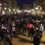 Unes 500 persones es concentren a Tarragona i 200 a Reus per reivindicar el 8-M