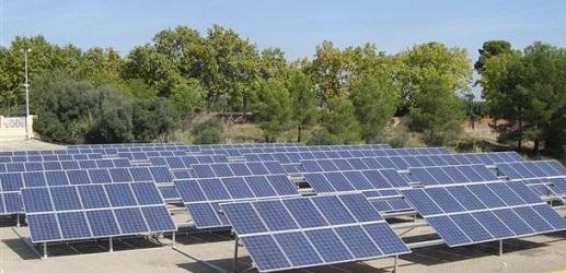 Una planta fotovoltaica, vehicles elèctrics i recuperació de minats, inversions d'Aigües de Reus en eficiència energètica el 2021