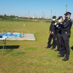 La unitat de drons de la Guàrdia Urbana de Tarragona aixeca el vol