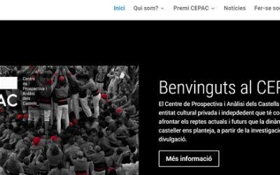 Convocada la cinquena edició del Premi CEPAC per a treballs de fi de grau i postgrau de temàtica castellera