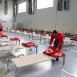 Tarragona tancarà l'alberg per a sensesostres del Palau de Congressos a principis d'abril