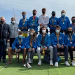El Club Nàutic Salou acull els80 millors regatistes del litoral català