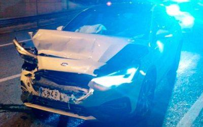 Detingut a Tarragona un conductor que va donar 1,10mg/lala prova d'alcoholèmia i positiu en cocaïna
