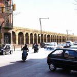 Patrimoni arranja el solar de la Rambla Vella amb la recreació dels arcs de la façana del Circ Romà