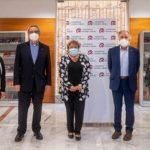 La URV rep el fons bibliogràfic d'11.000 llibres del seu primer rector, Joan Martí i Castell