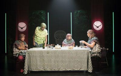 'Els Ocells' de la companyia La Calòrica tanca la temporada teatral del Morell