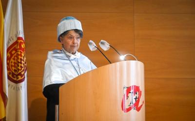 La URV investeix doctora honoris causa Marina Subirats, impulsora de polítiques d'igualtat