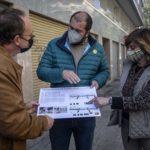 La remodelació del carrer Orosi, primer pas per a la reforma integral de la Part Baixa