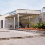 Treballs de renovació i millora a la deixalleria municipal de Constantí