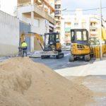 Comencen les obres de renovació de la xarxa d'aigua al carrer Girona