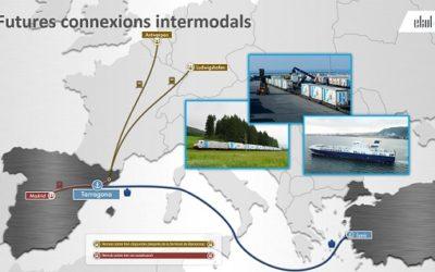 La línia RoRo a Turquia del Port de Tarragona amplia el seu radi d'acció europeu amb tres nous trens