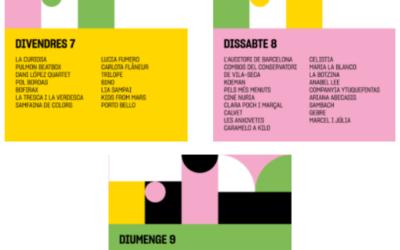 El FiM Vila-seca presenta el seu programa professional i el cartell de concerts per dies