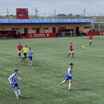 Els gols d'Oribe capgiren el partit de la Pobla contra el CE Banyoles (2-1)
